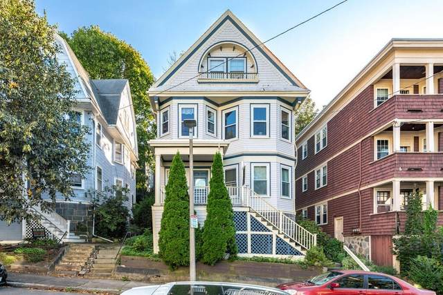 67 Weld Hill Street #2, Boston, MA 02130 (MLS #72896121) :: The Ponte Group