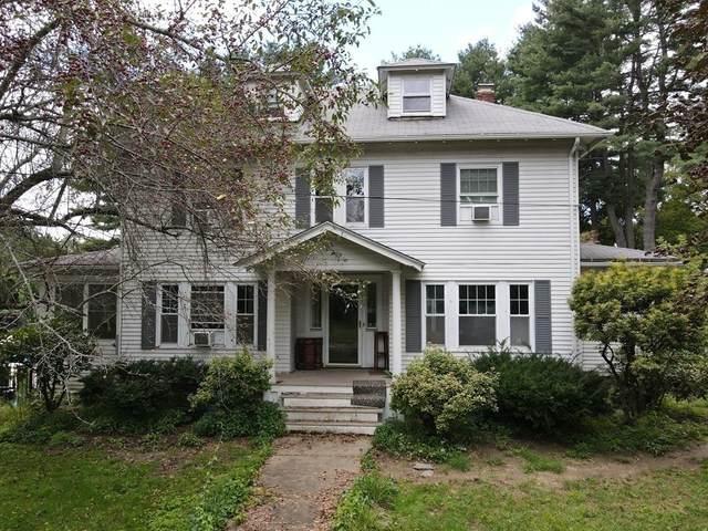 4 Cherry St, Greenfield, MA 01301 (MLS #72896128) :: Westcott Properties