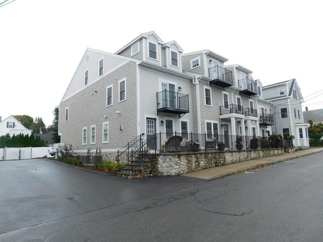 23 Howland St #8, Plymouth, MA 02360 (MLS #72896133) :: Alfa Realty Group Inc