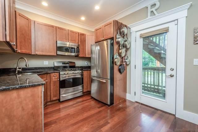 528 East 7th Street #1, Boston, MA 02127 (MLS #72896175) :: The Duffy Home Selling Team