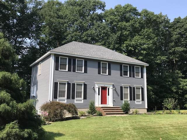 21 South Cross Rd, North Andover, MA 01845 (MLS #72896202) :: The Ponte Group