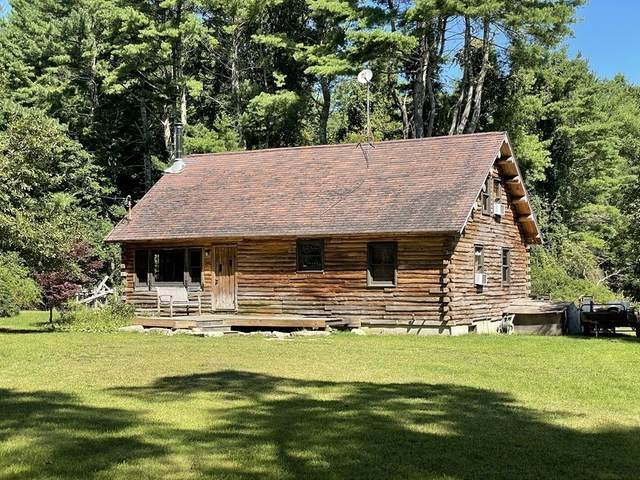 1406 North Hixville Rd, Dartmouth, MA 02747 (MLS #72896222) :: Welchman Real Estate Group