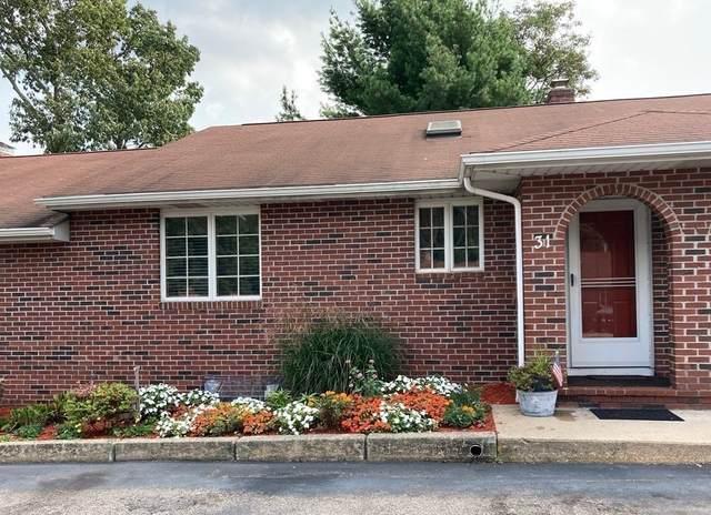 417 Brown Street #31, Attleboro, MA 02703 (MLS #72896292) :: Westcott Properties