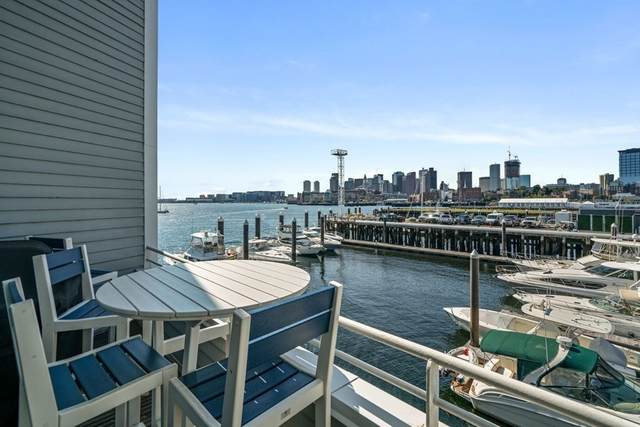 7 Constellation Wharf #7, Boston, MA 02129 (MLS #72896296) :: The Seyboth Team