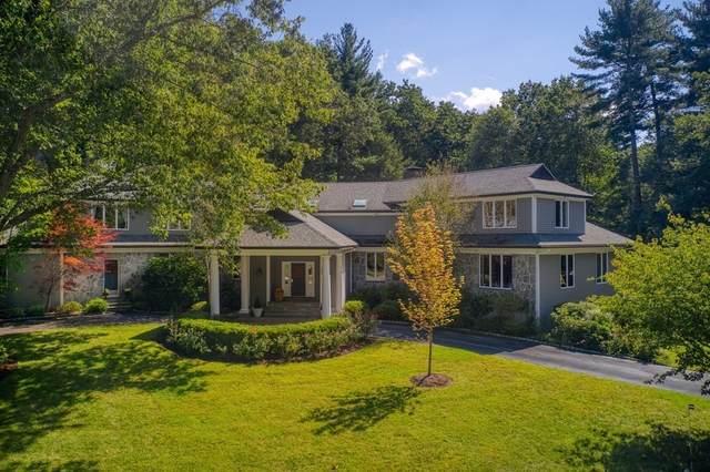 326 Mattison Dr, Concord, MA 01742 (MLS #72896299) :: Westcott Properties