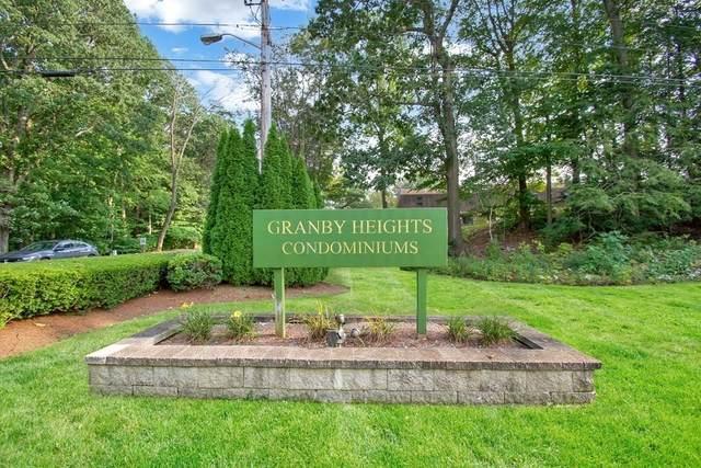 4 Granby Hts #4, Granby, MA 01033 (MLS #72896302) :: Alfa Realty Group Inc
