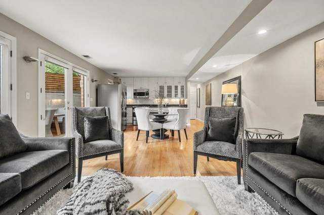 36 Edgerly Road A, Boston, MA 02115 (MLS #72896311) :: Kinlin Grover Real Estate