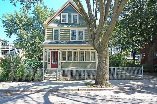 10 Rosecliff Street, Boston, MA 02131 (MLS #72896344) :: Westcott Properties