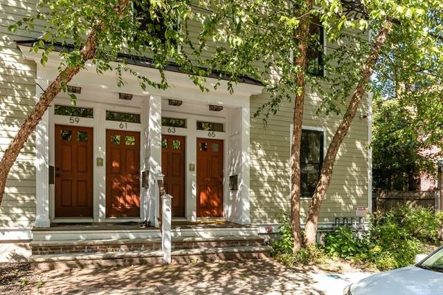 65 Jay Street #65, Cambridge, MA 02139 (MLS #72896366) :: Charlesgate Realty Group