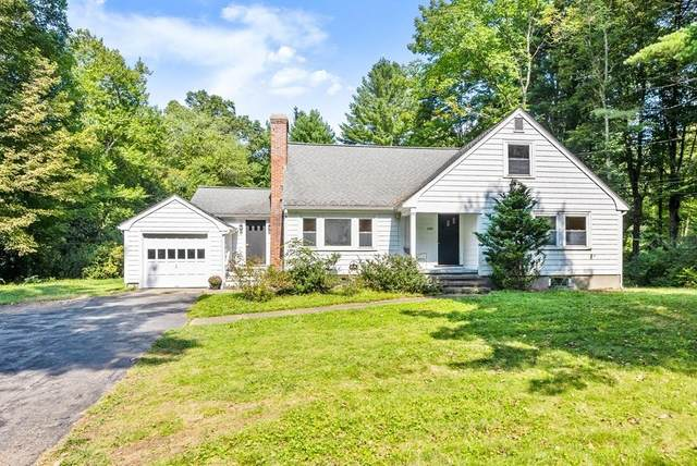 148 S Great Rd, Lincoln, MA 01773 (MLS #72896370) :: Alex Parmenidez Group