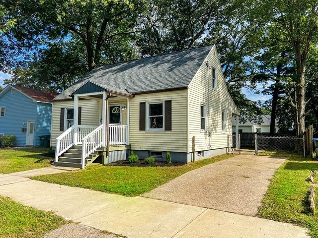 67 Melville St, Springfield, MA 01104 (MLS #72896399) :: The Ponte Group