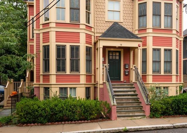 18 Whitney Avenue #5, Cambridge, MA 02139 (MLS #72896409) :: Welchman Real Estate Group