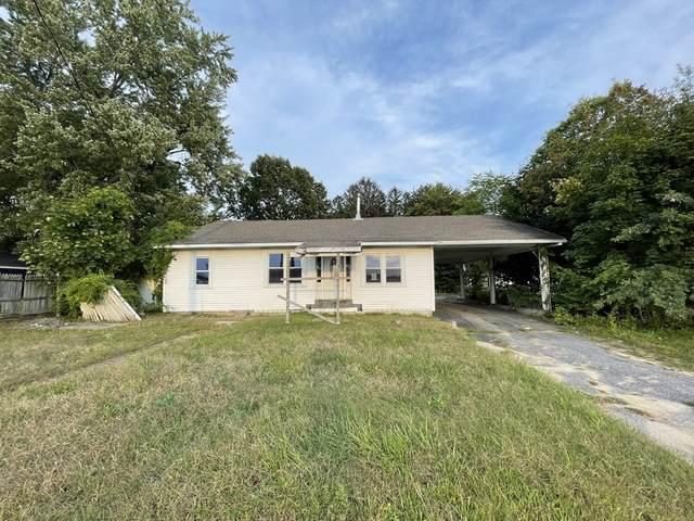 128 Parker St, Maynard, MA 01754 (MLS #72896416) :: Westcott Properties
