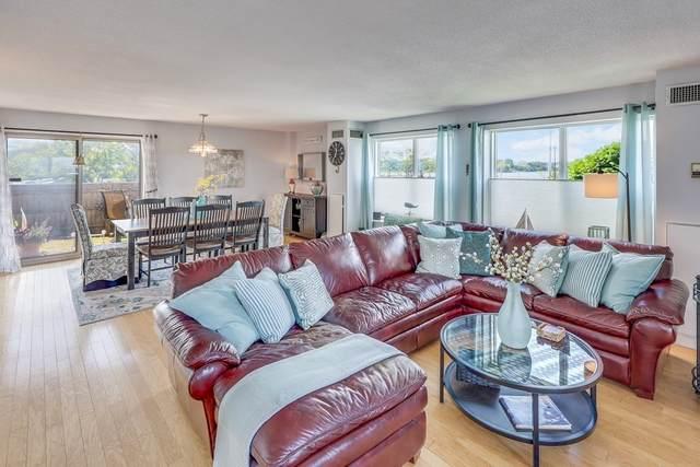 9 Park Ave #117, Hull, MA 02045 (MLS #72896429) :: Westcott Properties