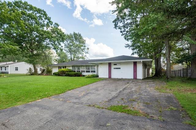 124 Rosemary St, Brockton, MA 02302 (MLS #72896498) :: East Group, Engel & Völkers