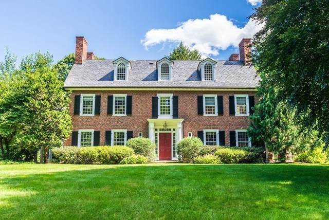 14 Todd Pond Road, Lincoln, MA 01773 (MLS #72896514) :: Westcott Properties