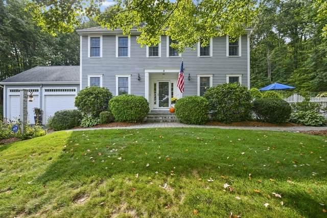 8 Lupine Circle, Shrewsbury, MA 01545 (MLS #72896532) :: The Duffy Home Selling Team