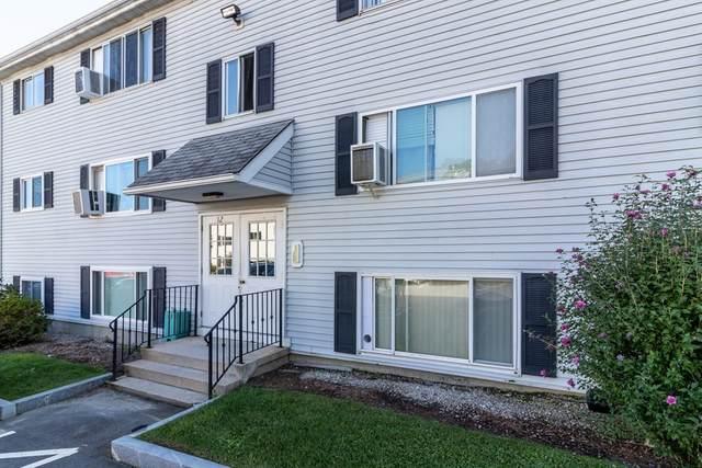 5455 North Main St 12E, Fall River, MA 02720 (MLS #72896535) :: Westcott Properties