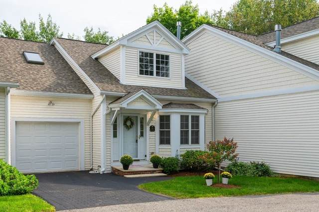 110 Westchester Drive #110, Haverhill, MA 01830 (MLS #72896577) :: EXIT Realty