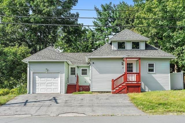 47 Oxford Ave, Haverhill, MA 01835 (MLS #72896610) :: Alfa Realty Group Inc
