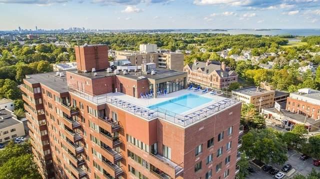 77 Adams St #312, Quincy, MA 02169 (MLS #72896662) :: Westcott Properties