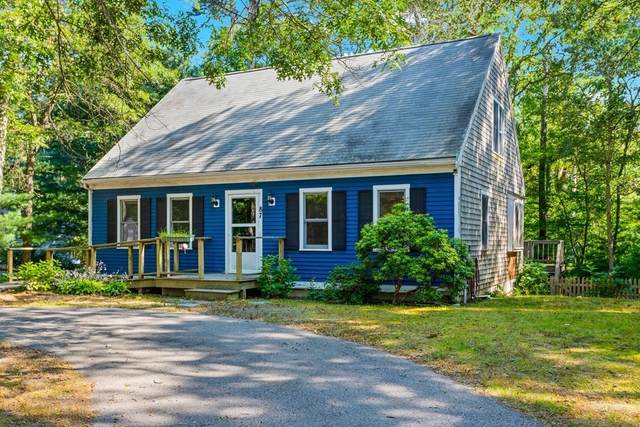 87 Harriette Rd, Falmouth, MA 02536 (MLS #72896679) :: The Ponte Group