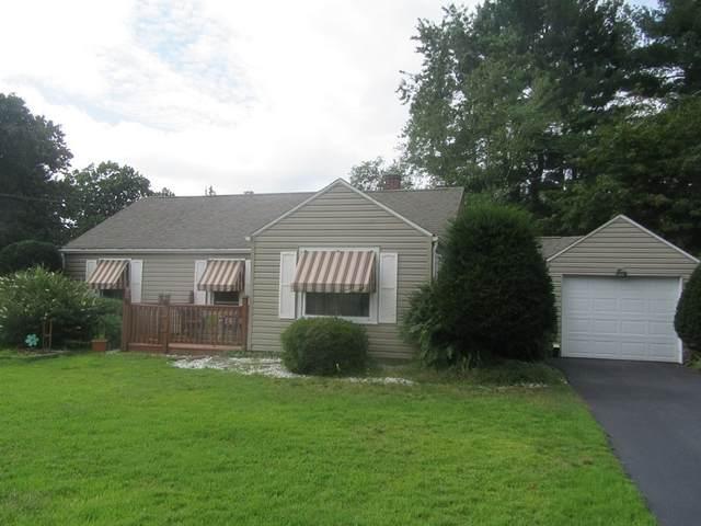 92 Maebeth St, Springfield, MA 01119 (MLS #72896688) :: The Smart Home Buying Team