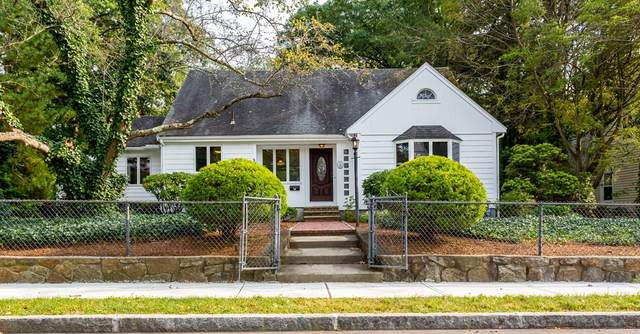 57 Woodcliff Road, Quincy, MA 02169 (MLS #72896751) :: The Seyboth Team