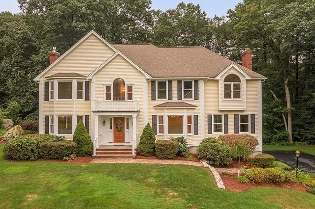 183 Lancaster Rd, North Andover, MA 01845 (MLS #72896761) :: Dot Collection at Access