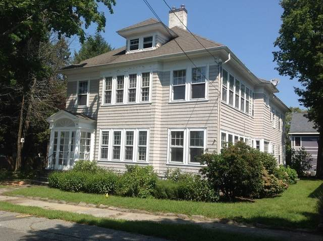 24 Richardson Ave., North Andover, MA 01845 (MLS #72896812) :: The Seyboth Team