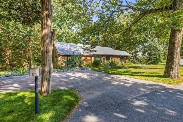 10 Mohawk Way, Cohasset, MA 02025 (MLS #72896821) :: Westcott Properties