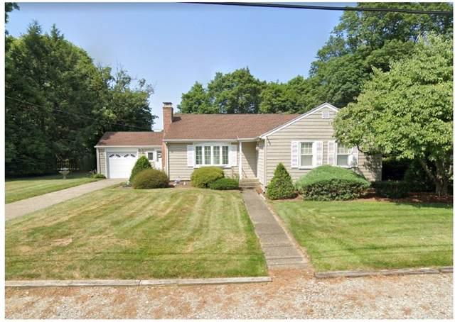 38 Howarth Avenue, Attleboro, MA 02703 (MLS #72896845) :: Boylston Realty Group