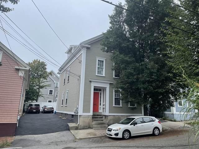 104 Sheldon, Providence, RI 02906 (MLS #72896866) :: The Ponte Group