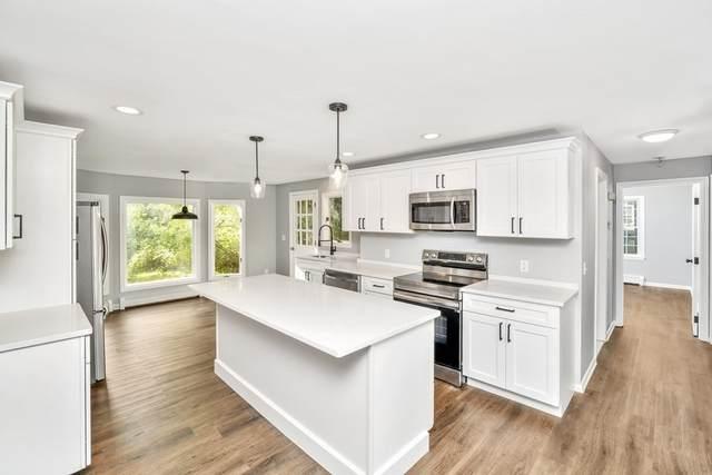 370 Plain St, Bridgewater, MA 02324 (MLS #72896890) :: Westcott Properties