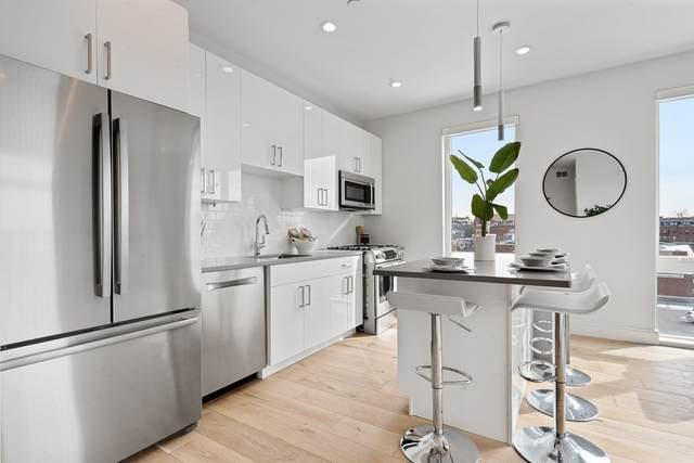 420 West Broadway Unit 509, Boston, MA 02127 (MLS #72896897) :: The Duffy Home Selling Team