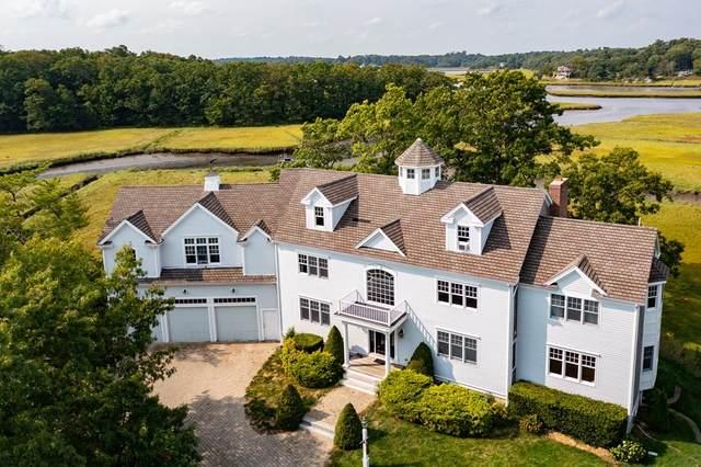 266 Gannett Rd, Scituate, MA 02066 (MLS #72896941) :: Westcott Properties
