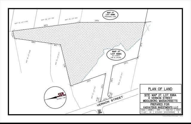 0 Vernon St, Middleboro, MA 02346 (MLS #72897011) :: Re/Max Patriot Realty