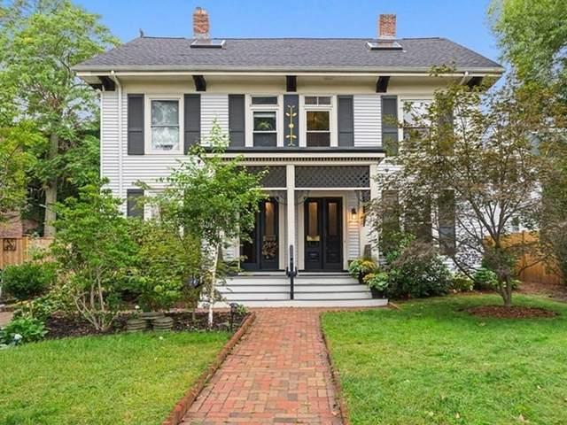 10 Holbrook St #10, Boston, MA 02130 (MLS #72897030) :: The Ponte Group