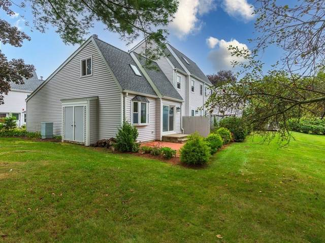 26 Rufus Jones Ln #26, Easton, MA 02356 (MLS #72897032) :: Rose Homes | LAER Realty Partners