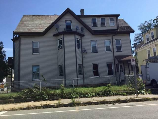 46 Winthrop, Brockton, MA 02301 (MLS #72897035) :: Rose Homes | LAER Realty Partners