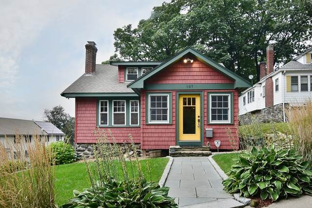 107 Green Hill Pkwy, Worcester, MA 01605 (MLS #72897051) :: The Seyboth Team
