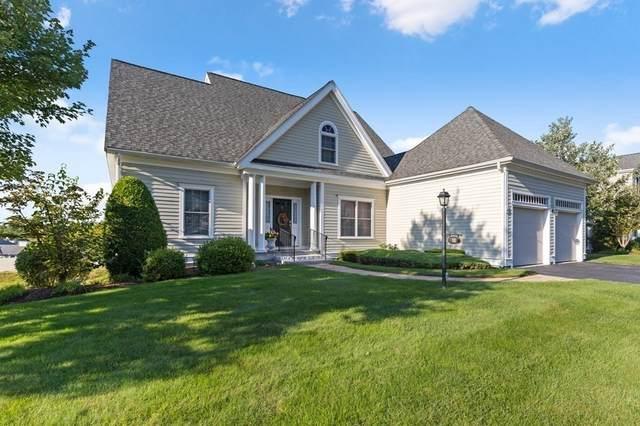 10 Ridgewood Xing #10, Hingham, MA 02043 (MLS #72897074) :: Westcott Properties
