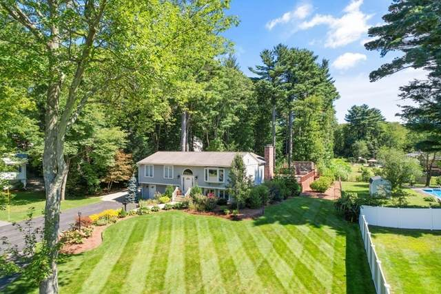 1 Hewes Circle, Peabody, MA 01960 (MLS #72897089) :: Rose Homes   LAER Realty Partners
