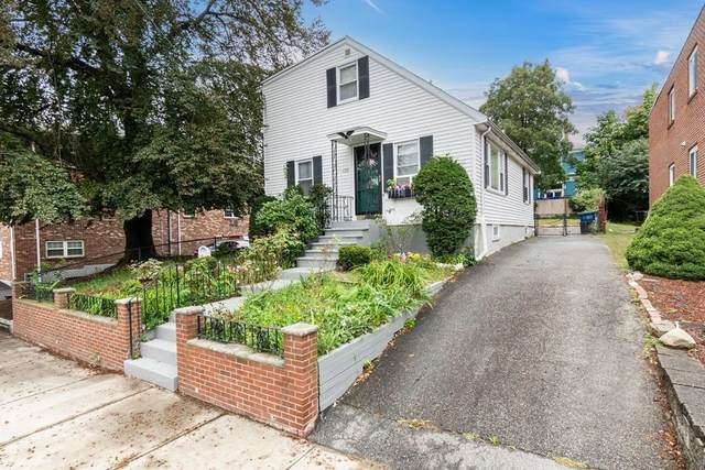 120 Sycamore St, Somerville, MA 02145 (MLS #72897151) :: The Smart Home Buying Team