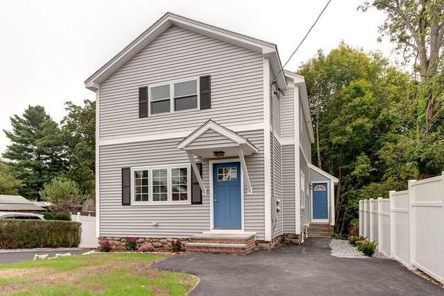 14 Edgemere Blvd, Shrewsbury, MA 01545 (MLS #72897173) :: The Duffy Home Selling Team