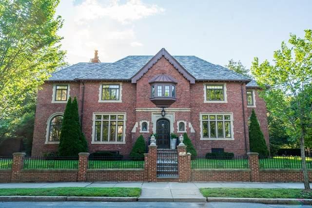 98 Carlton St, Brookline, MA 02445 (MLS #72897271) :: Boylston Realty Group