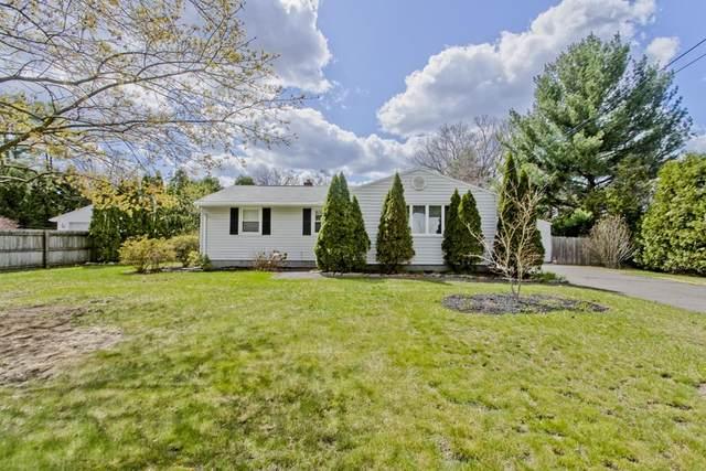 43 Dale St, South Hadley, MA 01075 (MLS #72897293) :: Maloney Properties Real Estate Brokerage