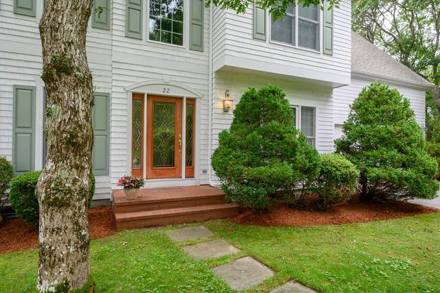 22 Equestrian Ln, Falmouth, MA 02536 (MLS #72897311) :: Trust Realty One