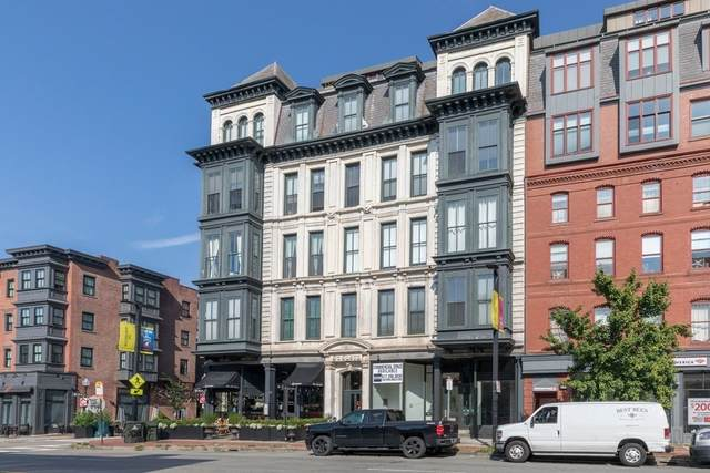 567 Tremont St #28, Boston, MA 02118 (MLS #72897388) :: The Duffy Home Selling Team