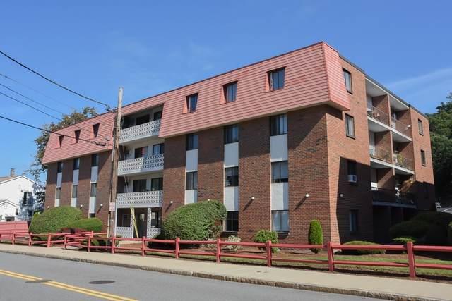 141 Pierce St #27, Malden, MA 02148 (MLS #72897390) :: The Ponte Group